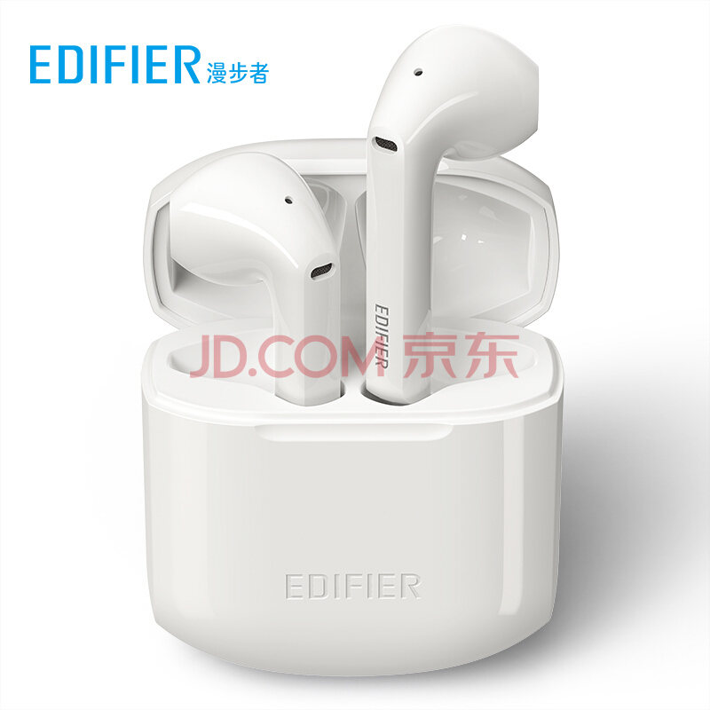 新品发售、双11预售: EDIFIER 漫步者 Lolli Pods 半入耳式 真无线蓝牙耳机 198元包邮(需10元定金,赠充电宝、京豆)