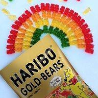 $10.24 每袋仅$0.85 Haribo Gummi 原装金熊果汁软糖 5盎司 12袋