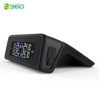 360 JP816 太阳能无线 内置胎压监测  券后234元