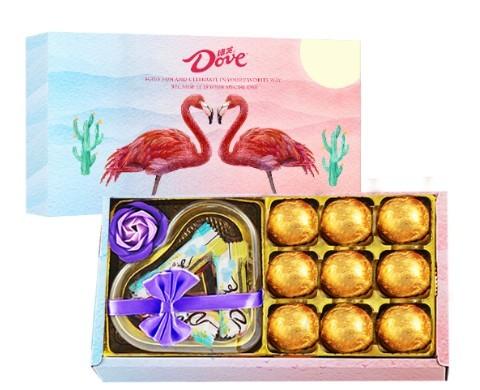 ¥7.8 德芙巧克力礼盒装