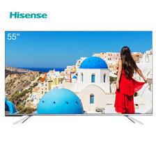 海信(Hisense) HZ55E5D 55英寸 4K液晶电视 3799元