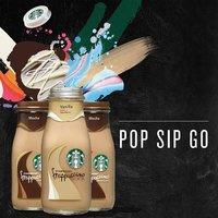低至$13.99 每瓶仅$0.93 Starbucks 玻璃瓶装星冰乐咖啡饮料15瓶 价格超划算