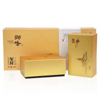 狮峰 西湖龙井 200g *3件 395.5元(合131.83元/件)