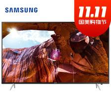 ¥2490 SAMSUNG 三星 UA55RU7520JXXZ 55英寸 4K 液晶电视
