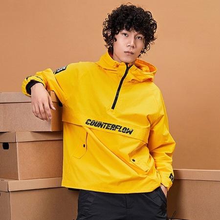 LI-NING 李宁 COUNTERFLOW AFDP326 男女同款夹克 79元(需订金,前200件) ¥258