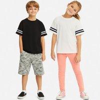 最低$1.9 UNIQLO 儿童服饰优惠