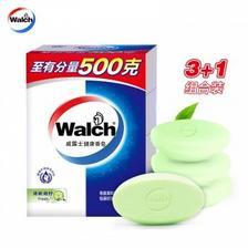 京东商城 Walch 威露士 健康香皂 清新青柠 125g×4 *2件 17.82元(合2.23元/块,可