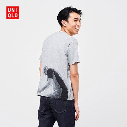 UNIQLO 优衣库 MANGA 421455 男装/女装印花T恤 39元包邮(立减)