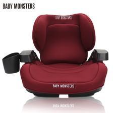 9日0点: Baby Monsters A23 儿童安全座椅 3-12岁 199.5元包邮