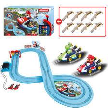 plus专享//Carrera卡雷拉轨道赛车儿童玩具男孩礼物遥控汽车玩具车轨道车电刷