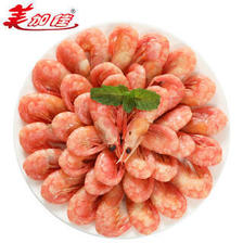美加佳 加拿大熟冻北极甜虾 35-50只 400g *8件 +凑单品 142.6元(双重优惠)