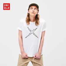 ¥79 男装/女装 (UT) ONE PIECE印花T恤(短袖) 416788 优衣库UNIQLO