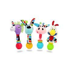 jollybaby 快乐宝贝 澳洲 宝宝安抚手摇铃bb棒系列 19.9元包邮