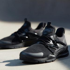 英国 斯潘迪 19夏季款 男皮革拼接鞋面 轻便透气运动鞋 139元包邮 正价569元
