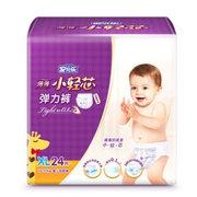 Anerle 安儿乐 小轻芯 婴儿拉拉裤 XL24片*6包 *2件 288元包邮(合144元/件) ¥288'