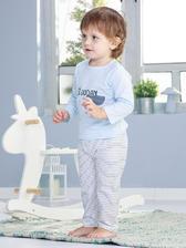 0-10岁婴比迪儿童纯棉秋衣秋裤套装  券后14.9元包邮