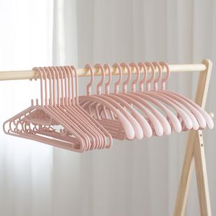 多功能衣架20个装挂晒衣服晾衣架 券后¥13.8