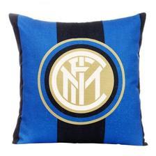 Inter Milan 国际米兰俱乐部 可拆洗棉麻抱枕 24.9元包邮(拼团价,2人成团)