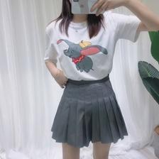 儿童短袖 爆款!小飞象T恤男女打底衫 券后¥24.9