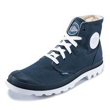 19日0点: PALLADIUM 72886 中性款高帮帆布鞋 198元