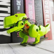 欢想 太阳能机器人玩具 机甲恐龙3合1 19.8元包邮