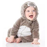 包邮+低门槛7.5折 Carter's 儿童超萌万圣节装扮服饰低至3折热卖