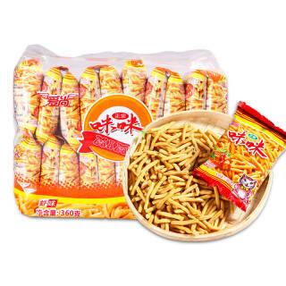 爱尚 味咪 虾条 虾味 360g *3件 20.79元(合6.93元/件)