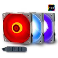 Thermalright 利民 TL-R12 RGB 12CM 机箱风扇 3合1套装 129元