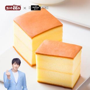 盐津铺子焙宁纯蛋糕720g ¥17