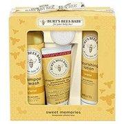$12.79 (原价$23.29) Burt's Bees小蜜蜂 婴儿洗护5件套 包装盒还能变成相片框'