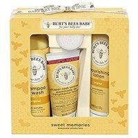 $12.79 (原价$23.29) Burt's Bees小蜜蜂 婴儿洗护5件套 包装盒还能变成相片框