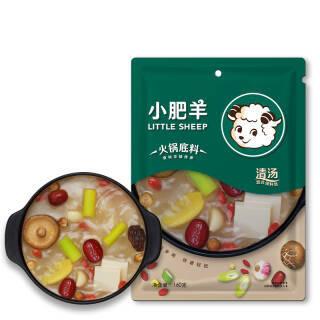 小肥羊 清汤火锅底料 160g *7件 29.5元(合4.21元/件)