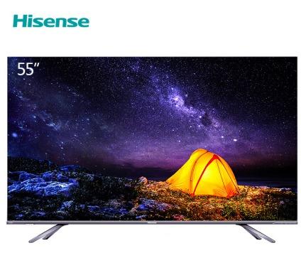 19日0点: Hisense 海信 HZ55E8A 55英寸 4K高清电视机 4388元包邮(前30秒)