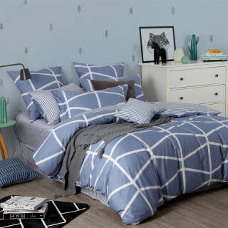 Dohia 多喜爱 全棉中性四件套 床单款 赫尔辛格 1.8米床 269元