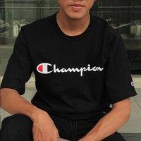 低至$14 Champion 经典Logo男款运动T恤 多色可选