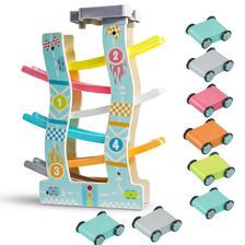 智酷堡 玩具车滑翔轨道  券后27元
