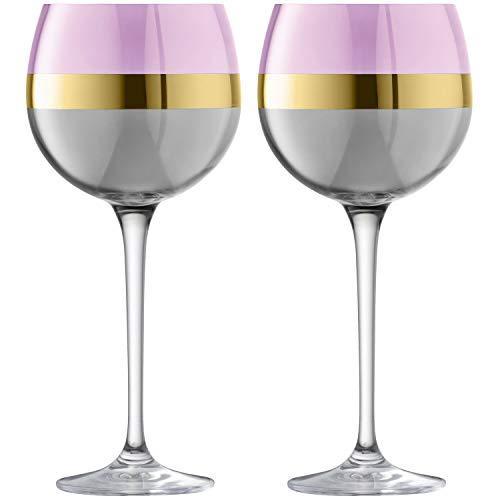 LSA International Bangle系列 酒杯 525ml/2个装 201.09元