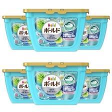 【中亚Prime会员】宝洁 BOLD 碧浪 洗衣凝珠3D百合花香 347g*3盒