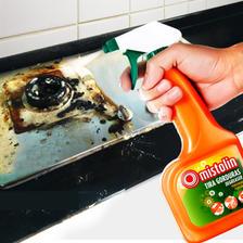mistolin抽油烟机清洗剂 去重油污 券后¥29