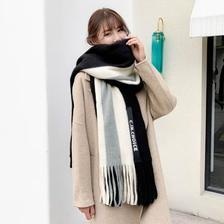 秋冬季情侣ins少女士日系毛线围脖 9.8元