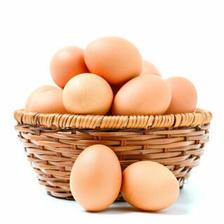 黄河畔 散养新鲜土鸡蛋 30枚 29.9元