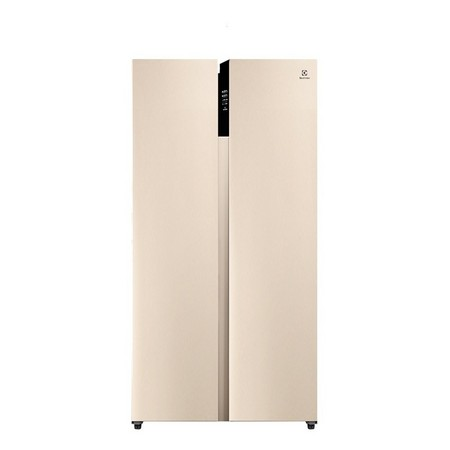 限地区、历史低价:Electrolux 伊莱克斯 ESE5118TD 516L 对开门冰箱 2499元包邮 ¥2499
