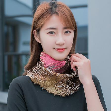 蓓妮(服饰) 女士丝巾 防晒面纱 21款可选 5.9元包邮(需用券) ¥6