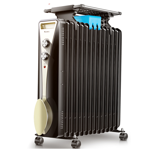 Gree 格力 NDY12-X6026 13片油汀取暖器 279元包邮(需领券)