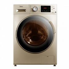 京东商城 Midea 美的 MD100V332DG5 洗烘一体机 10KG 2799元包邮(立减200元,支持6
