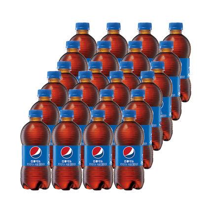 百事可乐 碳酸汽水饮料 300ml*24瓶*4件 106.7元包邮