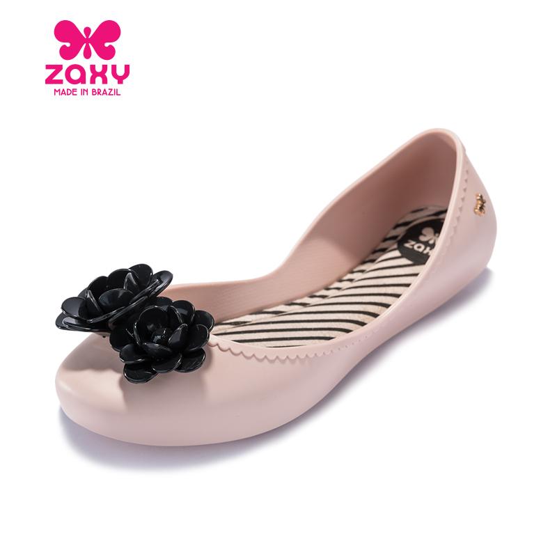 zaxy 梅丽莎副 82301-51647 女士平底单鞋 149元
