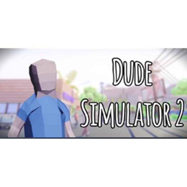 《Dude Simulator 2》PC数字版 3元