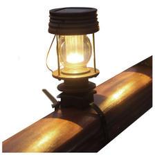 复古太阳能灯家用栏杆灯路灯楼梯灯 券后29.9元
