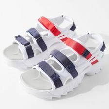 Fila 夏季女款运动凉鞋